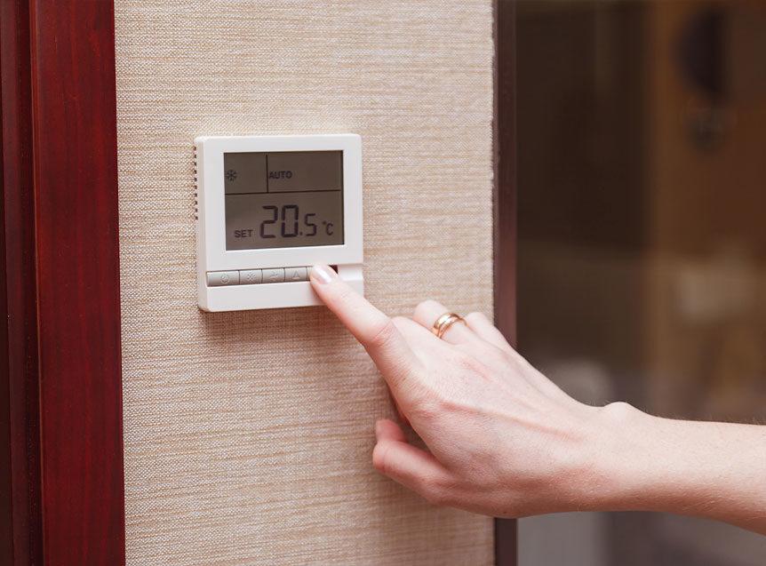 Ahorra en calefacción
