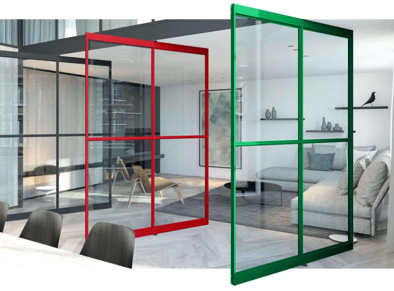 division de vidrio para interiores